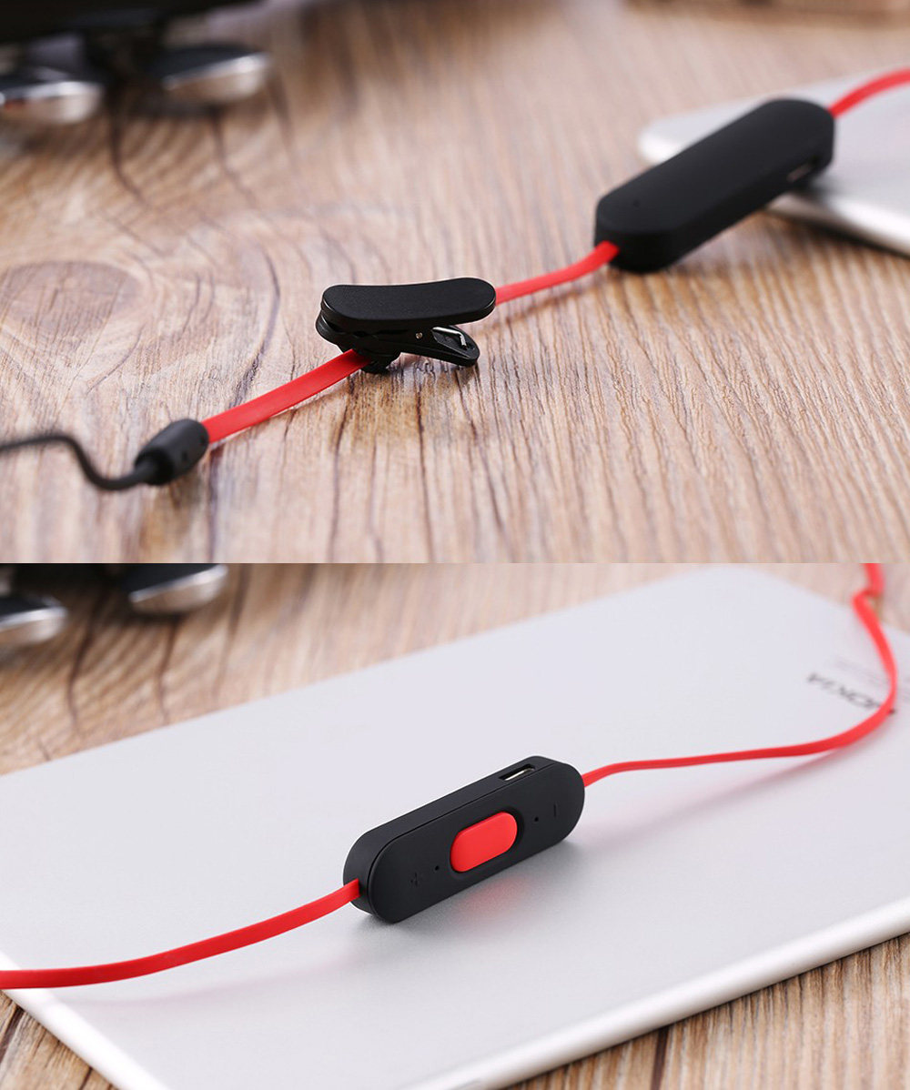 VEVA W001 Bluetooth In-ear Sport Music Earbuds with Microphone Support Hands-free Calls Noise Canceling