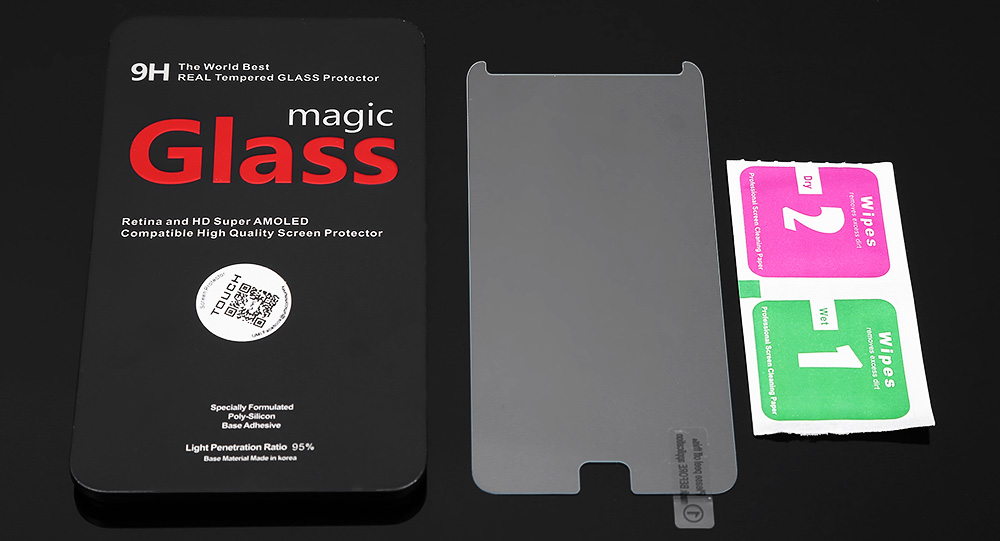 Original UMI Touch Ultra-thin Tempered Glass Screen Protector Film
