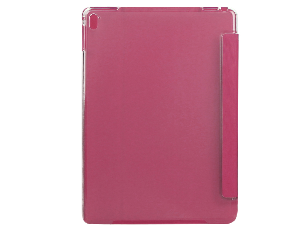ENKAY Screen Print PU Leather Protective Flip Case for iPad Pro 9.7 inch with Stand Holder Auto Sleep Function