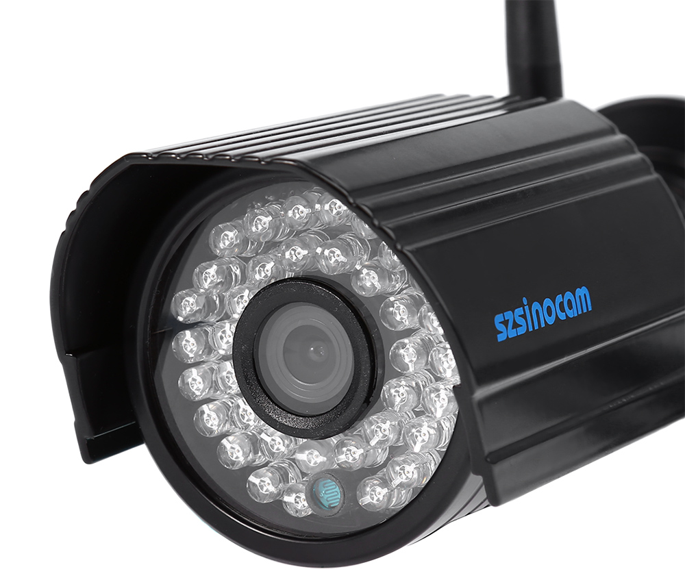 Szsinocam SN - IPC - 4036SW WiFi Alarm IP Camera Night Vision 1.0 Mega Pixel 720P