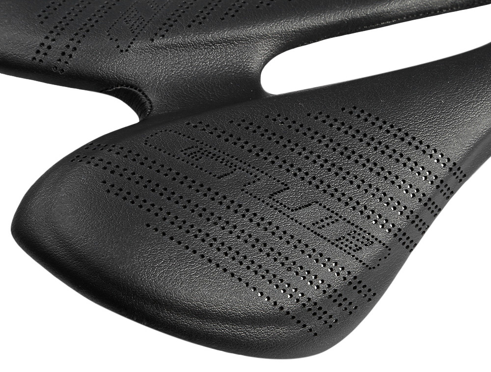 GUB 1158 3K Microfiber Leather Bicycle Saddle with Carbon Rails for Cycling