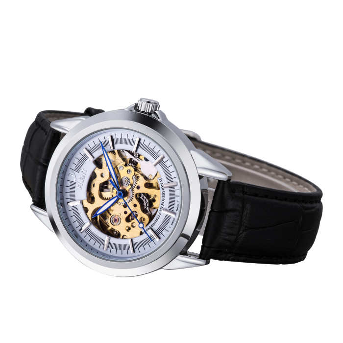 FLENT b080 Hollow-out Male Automatic Mechanical Watch