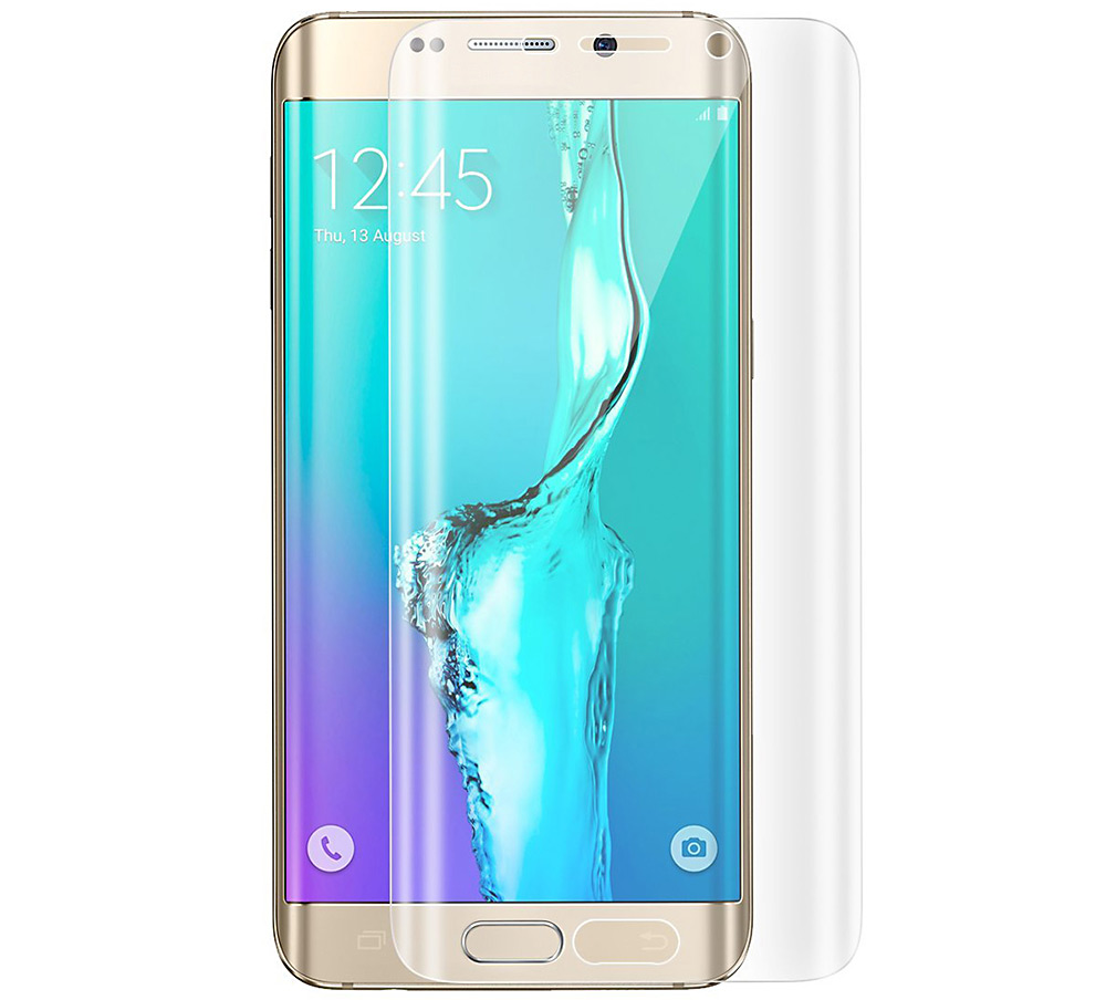 ENKAY Hat Prince Screen Protector for Samsung Galaxy S6 Edge Clear HD PET Material Film