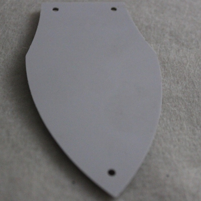 M840 PVC + Celluloid Rear Shell Pickguard Electric Guitar Accessory
