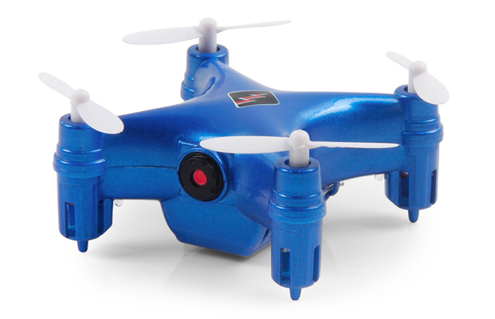 Wltoys Q343 Mini WiFi FPV 0.3MP Camera 2.4GHz 4CH 6 Axis Gyro Quadcopter Headless Mode Ready-to-fly