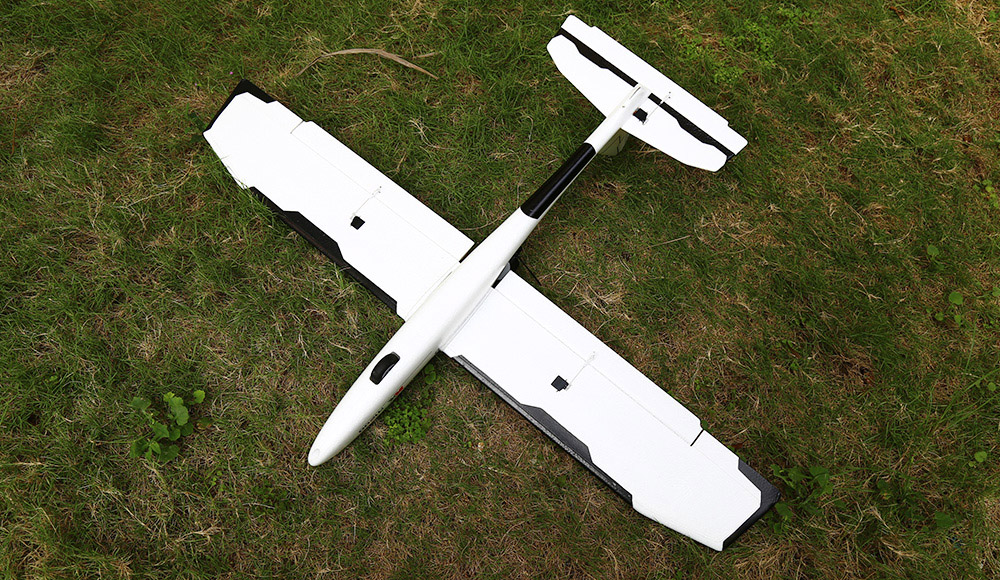XK A1200 600mW Real-time Transmission 2.4GHz EPO Foam 4CH Fixed-wing Airplane