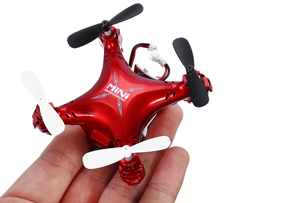 Skytech TK106HW WiFi Control FPV 0.3MP 6-axis-gyro 4CH Mini Quadcopter with Altitude Hold