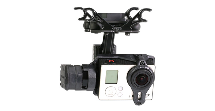 Tarot TL2D01 Brushless 2 Axis Gimbal for GoPro4