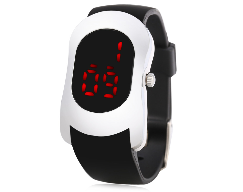 JiJia Lovely Beetle Kid LED Watch Date Life Water Resistance
