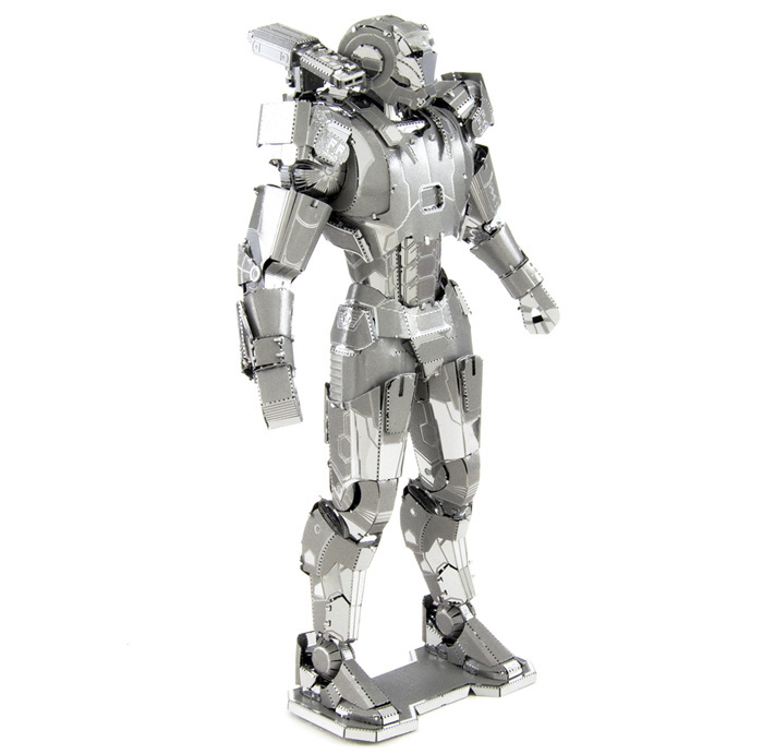 ZOYO 3D Metal Anime Figure Style Metallic Building Puzzle Educational DIY Assembling Toy - 4.7 inch