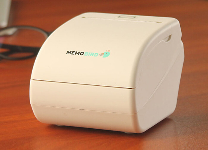 MEMOBIRD Labels Self-adhesive Pocket WiFi Printer with Micro USB Interface