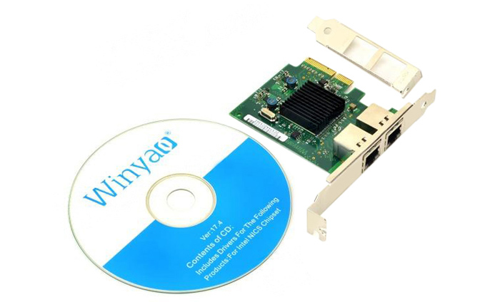 Winyao WY575T 1000Mbps Gigabit Ethernet LAN Network Server Adapter