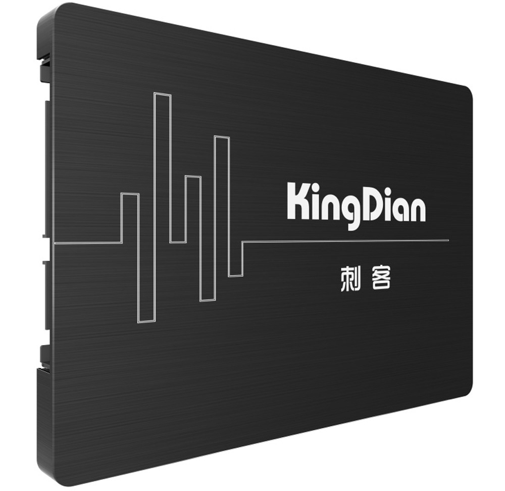 KingDian S180 SSD Solid State Drive SATA3 2.5 inch Hard Disk for Laptop Desktop