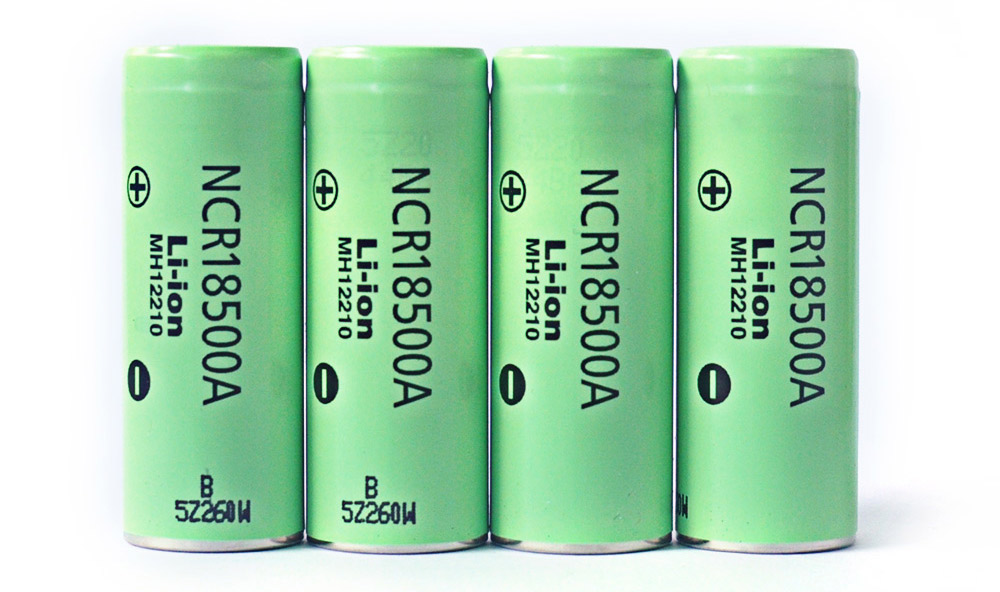 NCR18500A 4.2V 2040mAh Rechargeable 18500 Lithium-ion Battery