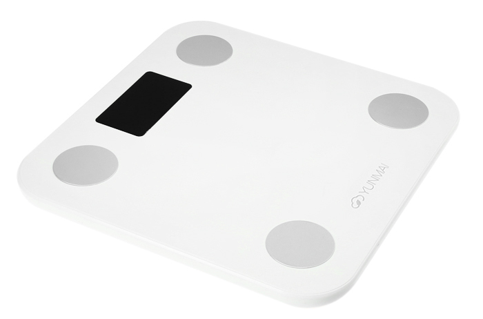YUNMAI Mini Smart Fat Scales Bluetooth 4.0 APP Control BMI Data Analysis Weighing Tool