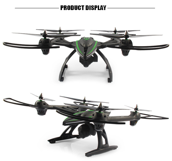 JXD 506G 5.8G FPV 2.0MP Camera 2.4GHz 4CH 6 Axis Gyro RC Quadcopter Real-time Transmission RTF