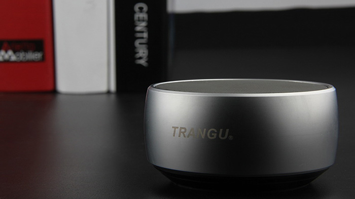 TRANGU BS - 02 Bluetooth V2.1 + EDR Speaker Wireless Water Resistant Audio Speakers Built-in Lithium-ion Battery with Micro USB / TF Card Port