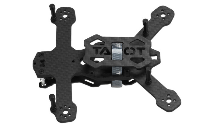 TAROT TL120H2 120mm Mini RC Racing Quadcopter FPV Frame KIT Version
