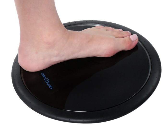 QIANXUAN QX - DZS858 Digital Personal Body Fat Weight Scales LCD Auto Off Precision Weighing Tool