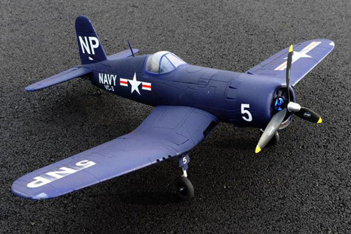 Dynam F4U Corsair 1270mm Wingspan 4CH Fixed-wing Airplane PNP Version