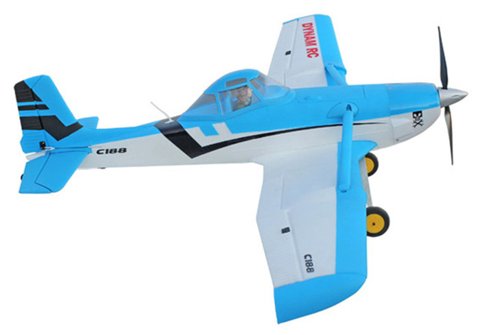 Dynam Cessna 188 1500mm Wingspan 2.4GHz 4CH Fixed-wing Airplane RTF Version