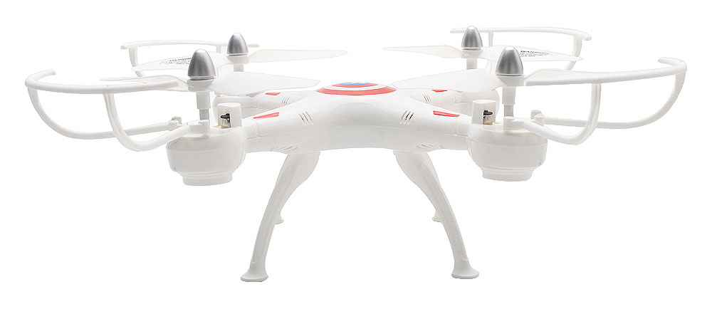 YUXIANG 668 - A3 2.4GHz 4CH 6 Axis Gyro RC Quadcopter Fancy Dot Spin Headless Mode One Key Return