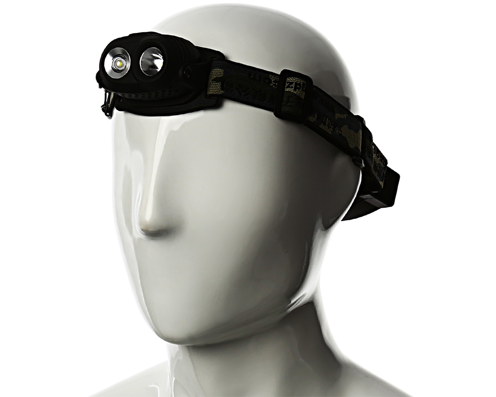 PANGE CREE XPE 180LM Rechargeable Waterproof LED Headlamp