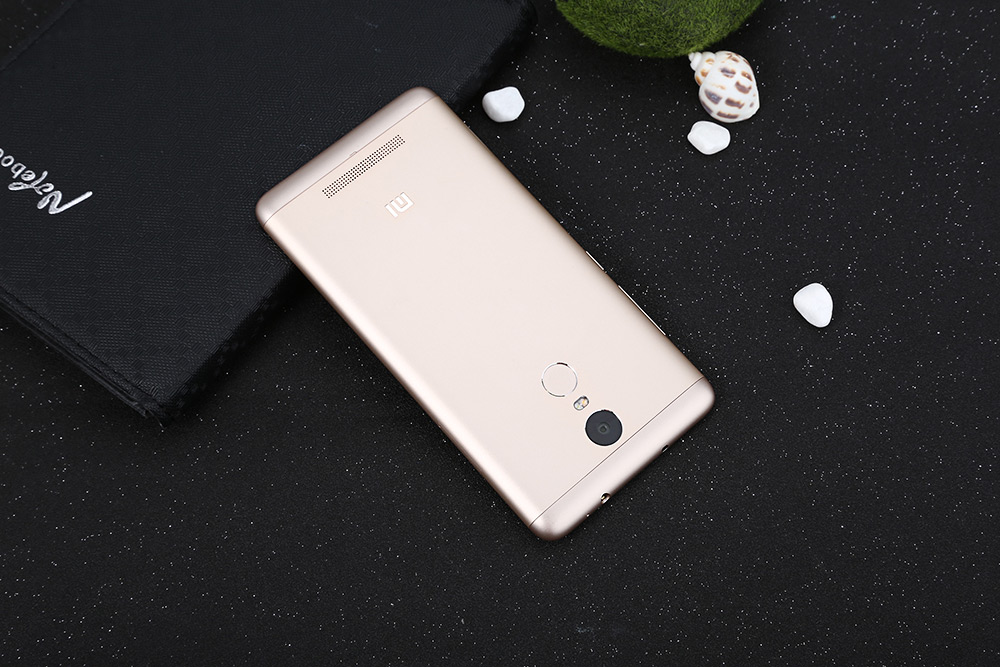 Xiaomi Redmi Note 3 Pro Overseas Edition 5.5 inch 4G Phablet Android 5.1 Qualcomm Snapdragon 650 64bit Hexa Core 1.8GHz Fingerprint ID 2GB RAM 16GB ROM 16.0MP + 5.0MP FHD Screen