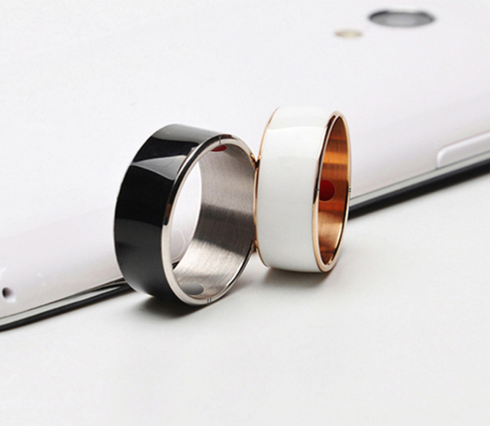 R3F NFC Smart Ring Titanium Alloy Made