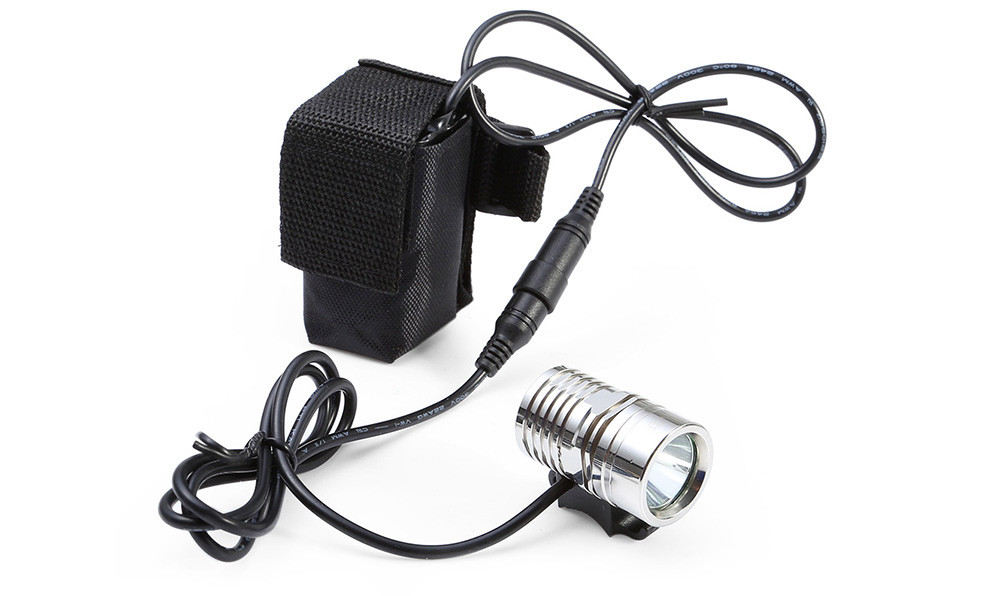 DECAKER 800Lm 4 Modes XM - L2 LED Bicycle Light 8W 6500 - 7000K