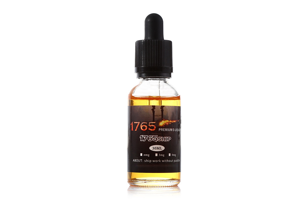 1765 Ship Caramel and Tobacco Style Flavor E Cigarette E Juice E Liquid