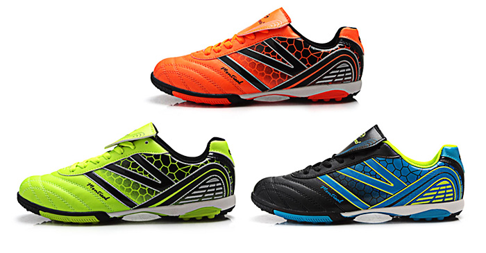 TIEBAO 15107 Man Soccer Shoes Anti-slip Nail Sole Shockproof Sport Sneakers