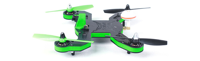 L230 L230 - 3 Carbon Fiber and ABS Material Racing Drone BNF Version