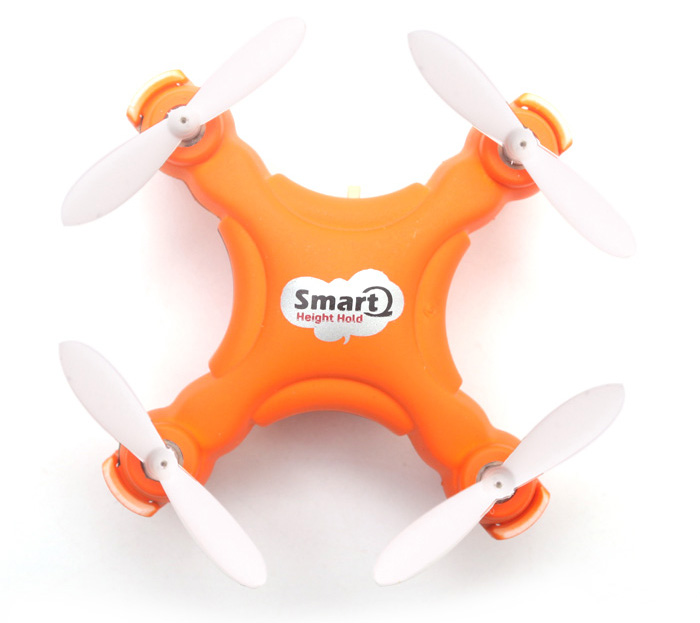 Cheerson CX - 10D Mini Atmospheric Pressure Sensitive Height Hold 2.4G 4 Channel 6 Axis Gyro Quadcopter