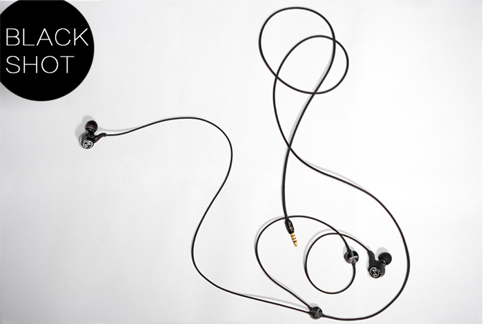 Macaw GT100s HiFi In-ear Earphones with Mic On-cord Control Changeable Tuning Click