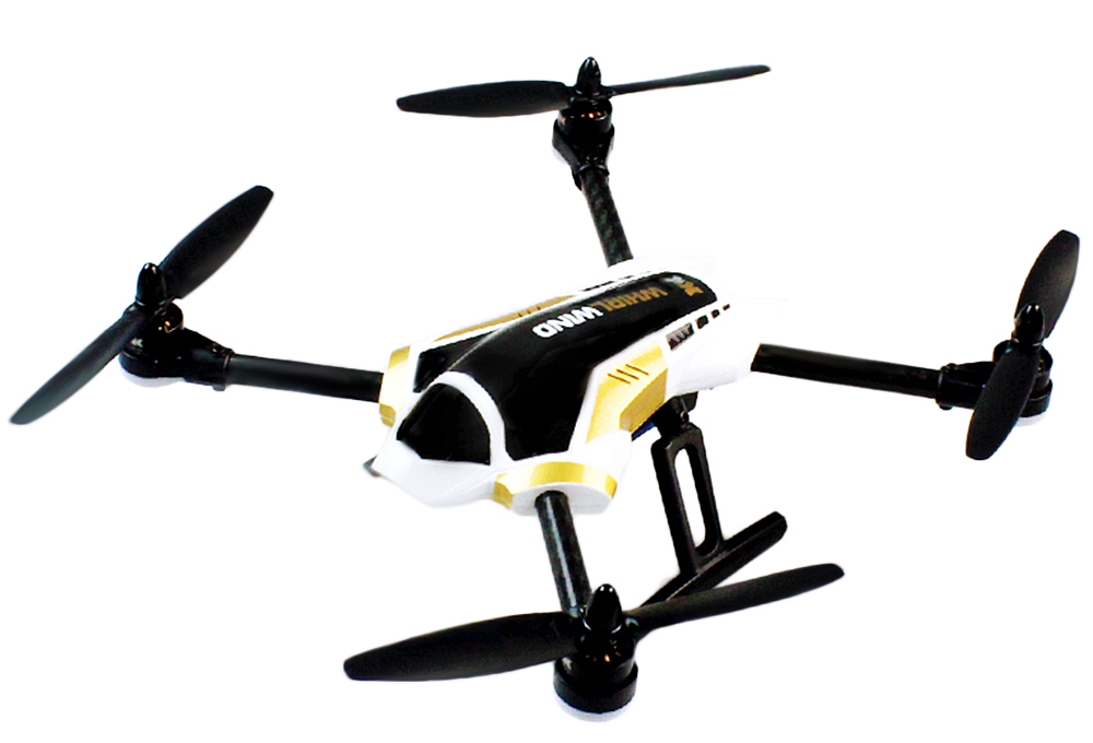 XK X251 4CH 2.4G 6 Axis Gyro Brushless Motor 3D Stunt RC Quadcopter RTF with X7 Transmitter