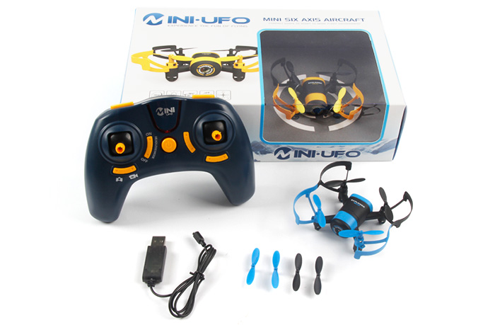 JXD 512W 0.3MP CAM WiFi Control FPV 2.4G 6-axis-gyro 4 Channel Mini UFO RC Quadcopter