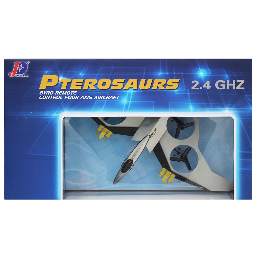 JXD No.511 Pterosaurs 2.4G 6-axis-gyro 4CH RC Quadcopter