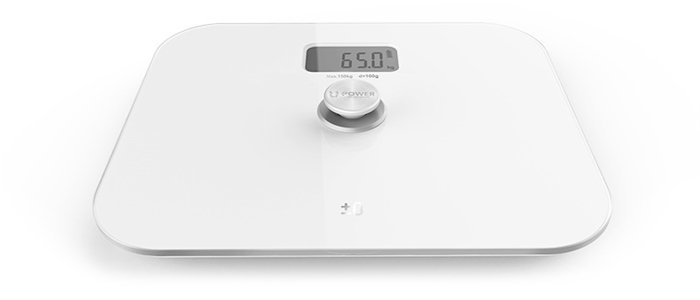 YESHM YHB1710 Self-powered Electronic Personal Scales LCD Digital Body Fat Weighing Tool