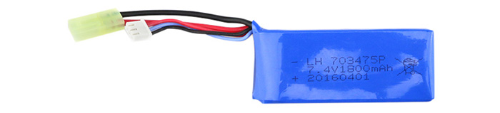 JJRC Original 7.4V 1800mAh Battery Accessory for H25 H25G H25C H25W RC Drone