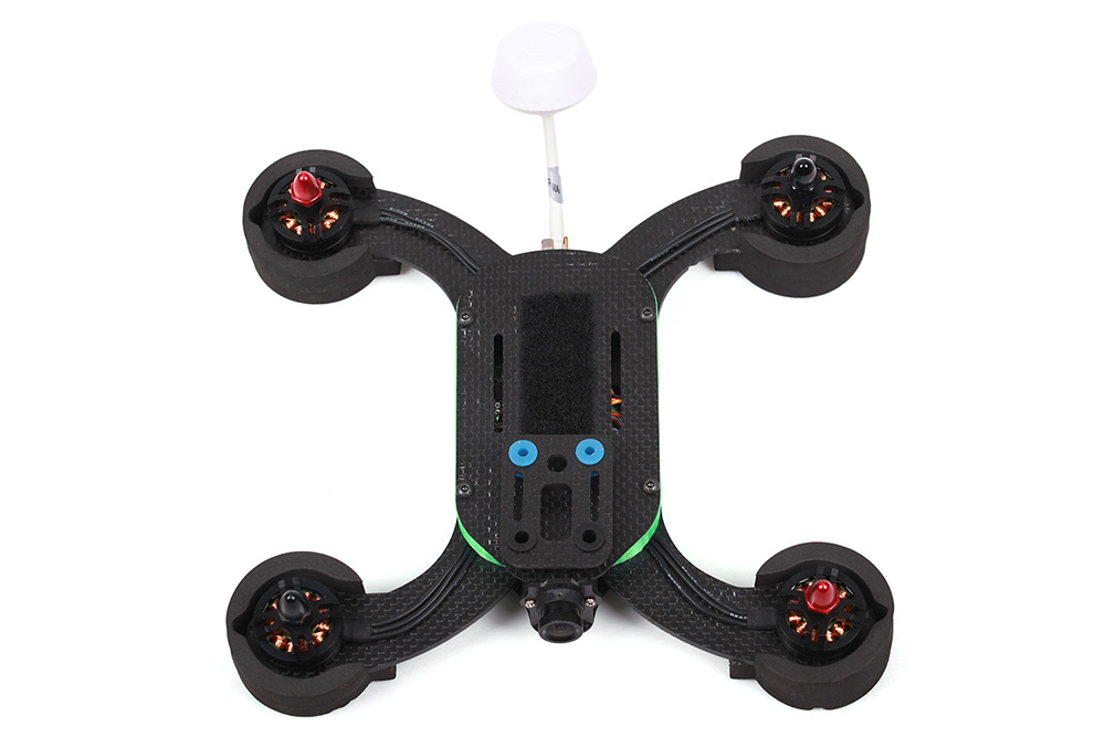 S230 Carbon Fiber and ABS Material Racing Quadcopter BNF Version