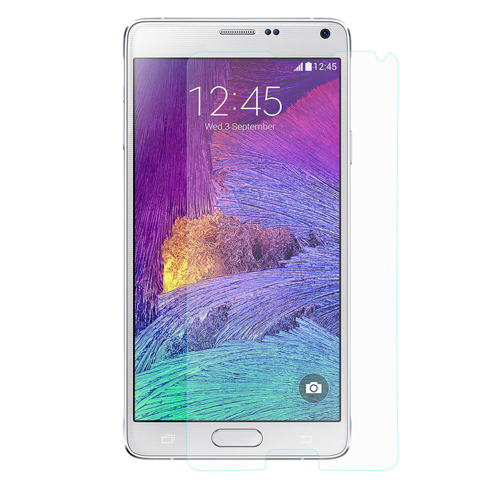 Hat-Prince Explosion-proof Tempered Glass Screen Protector for Samsung Galaxy Note 4 N9100 9H 2.5D