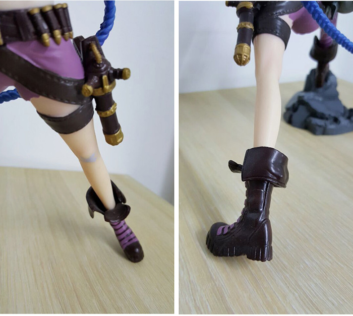 9 inch Static Figure Model Video Game PVC Collectible Figurine Toy