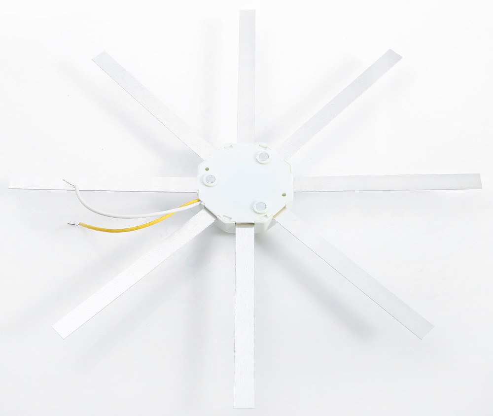 3pcs 24W SMD 5730 1900Lm Octagonal LED Ceiling Lamp Fixture CCT Dimming