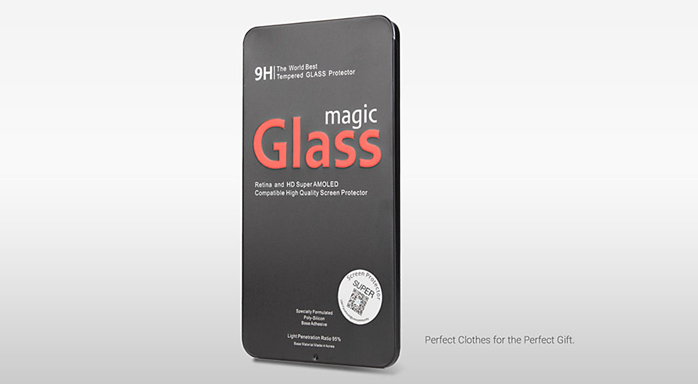 Tempered Glass Screen Film for UMI Super 0.1mm 9H Explosion-proof Protective Membrane