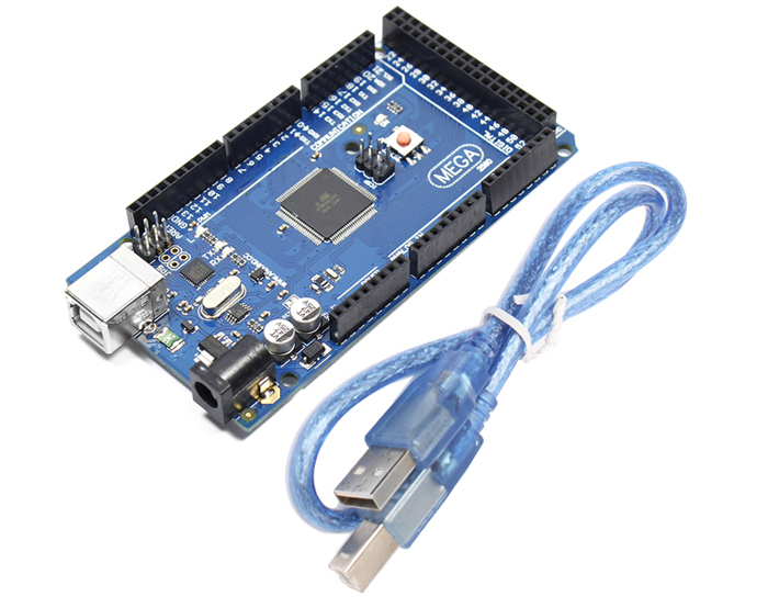 Updated Version Arduino Mega2560 R3 Microcontroller Development Board Module