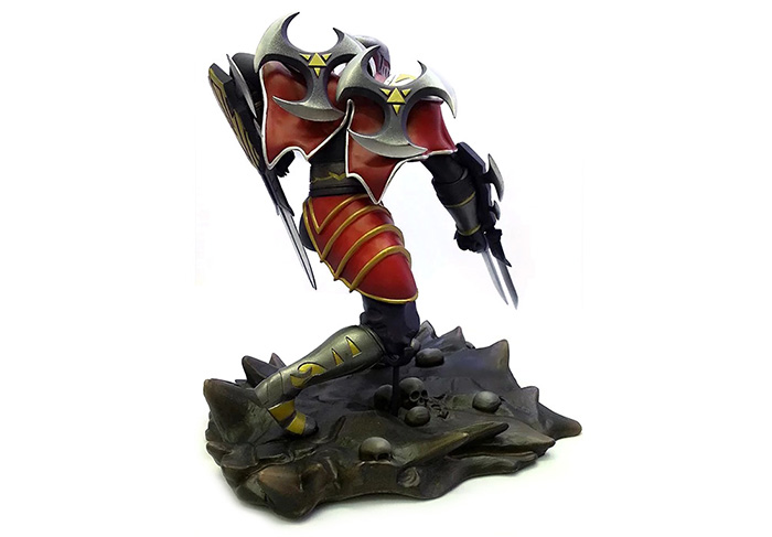 9 inch PVC Static Figure Model Online Video Game Collectible Figurine Toy
