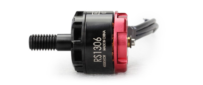 EMAX RS1306 4000KV Brushless CW Motor with Nut Screw