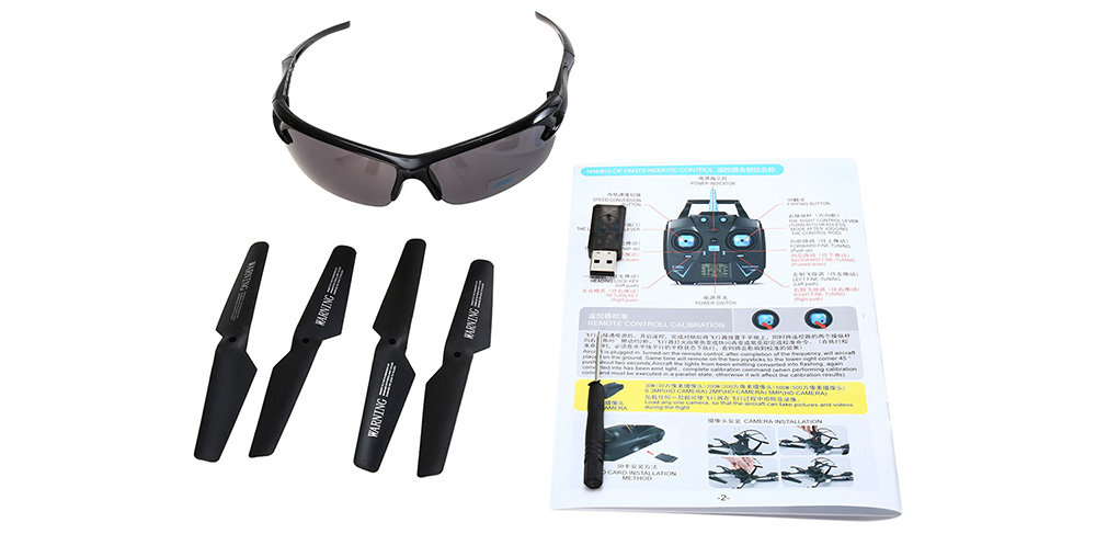 JJRC H31 2.4GHz 4CH Waterproof RC Quadcopter Drone Headless Mode / One Key Return Feature