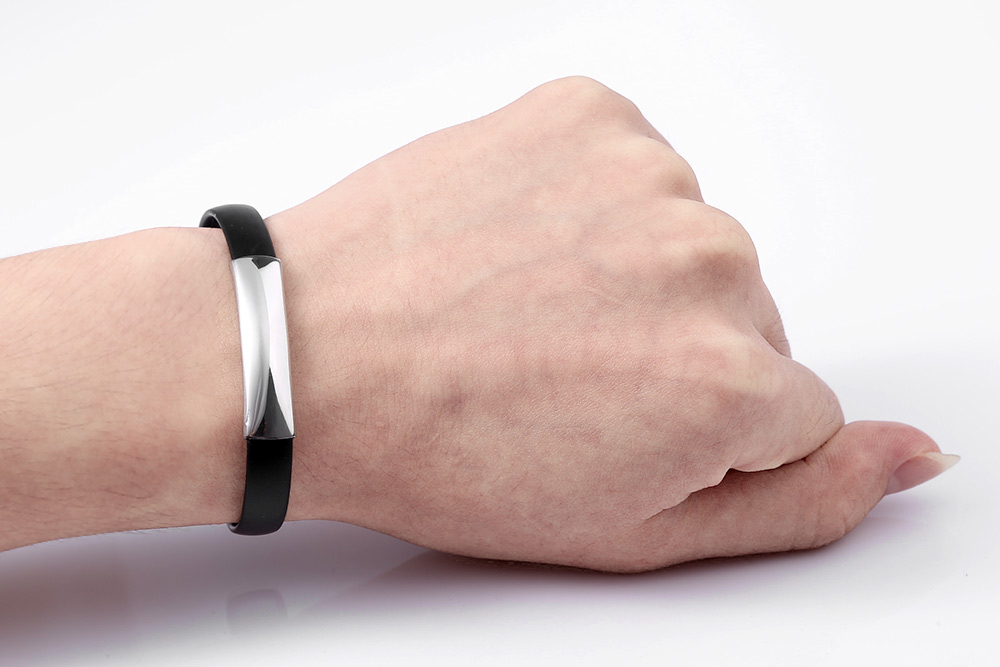 Wristband Design 8 Pin USB Charge and Data Transfer Cable Fast Charging - 20cm